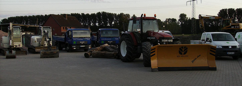 Unsere technische Ausstattung ist zeitgemäß und eignet sich für umfassenden Einsatzgebiete